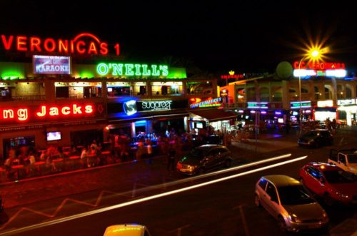 Best night spots in Tenerife