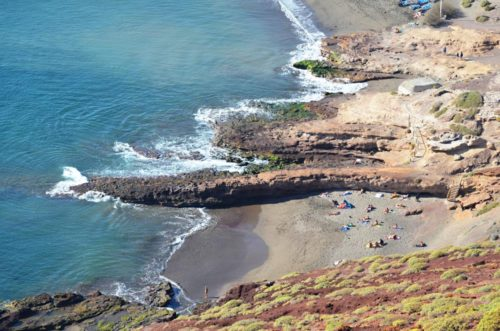 Top 5 Tenerife nudist beaches