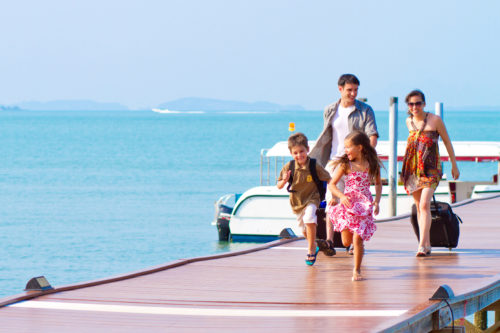 10 Tips for travelling with children
